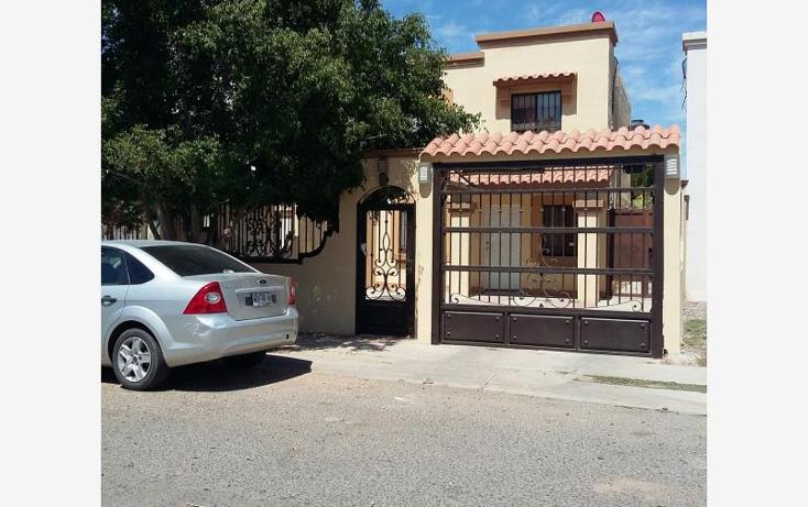 Foto de casa en venta en  50, villa bonita, hermosillo, sonora, 2029542 No. 02