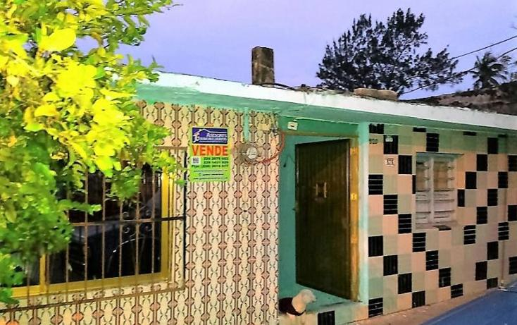 Foto de casa en venta en  500, 21 de abril, veracruz, veracruz de ignacio de la llave, 1615696 No. 03