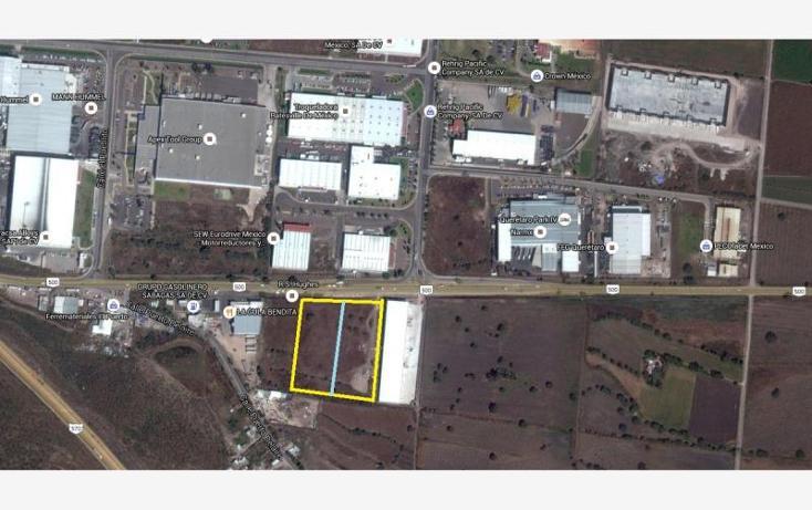 Foto de terreno industrial en renta en puerto de aguirre 500 215, puerto de aguirre, querétaro, querétaro, 1944180 No. 01