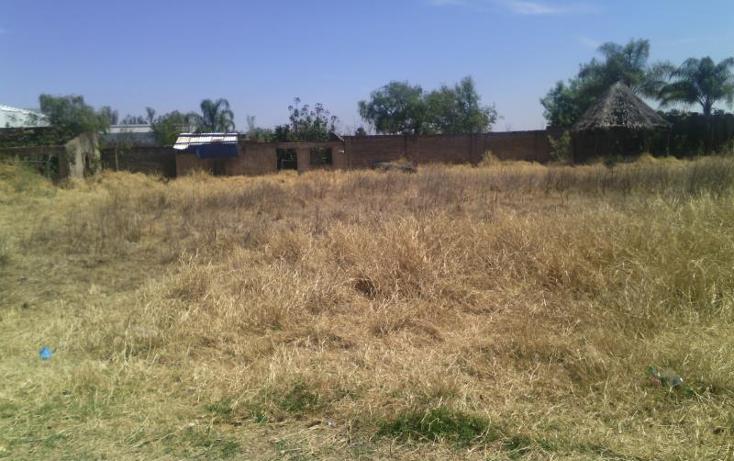 Foto de terreno industrial en venta en  500, las agujas, zapopan, jalisco, 1735738 No. 02