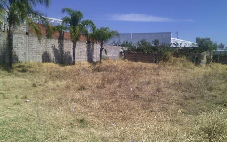 Foto de terreno industrial en venta en  500, las agujas, zapopan, jalisco, 1735738 No. 04