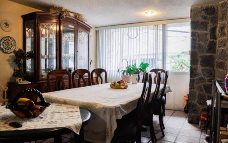 Foto de casa en venta en  500, san jerónimo aculco, la magdalena contreras, distrito federal, 1029201 No. 04