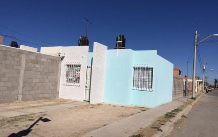 Foto de casa en venta en  500, san josé del barranco, san francisco de los romo, aguascalientes, 1728162 No. 02