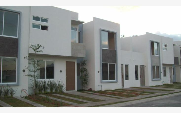 Foto de casa en venta en  5000, real del valle, tlajomulco de zúñiga, jalisco, 673745 No. 02