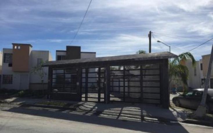 Foto de casa en venta en  501, hacienda las fuentes, reynosa, tamaulipas, 1010347 No. 02