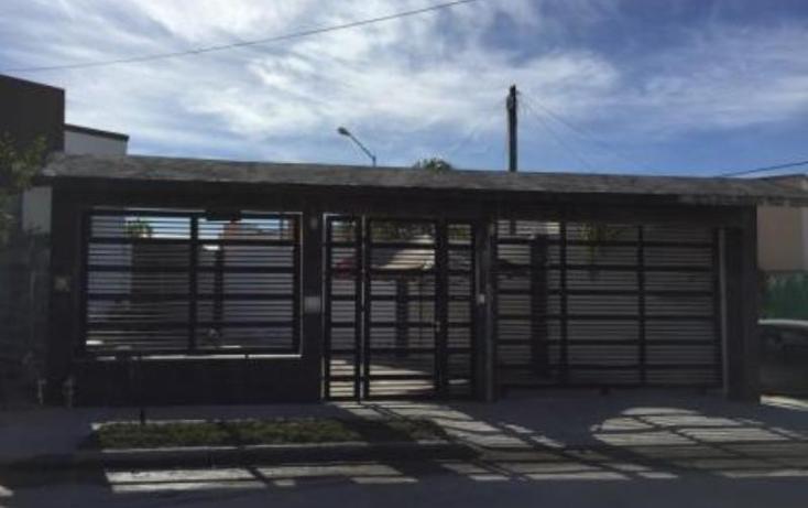 Foto de casa en venta en  501, hacienda las fuentes, reynosa, tamaulipas, 754949 No. 01