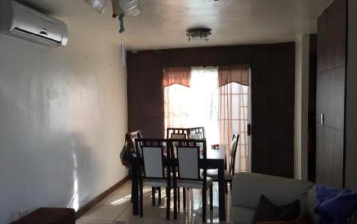 Foto de casa en venta en  501, hacienda las fuentes, reynosa, tamaulipas, 754949 No. 03