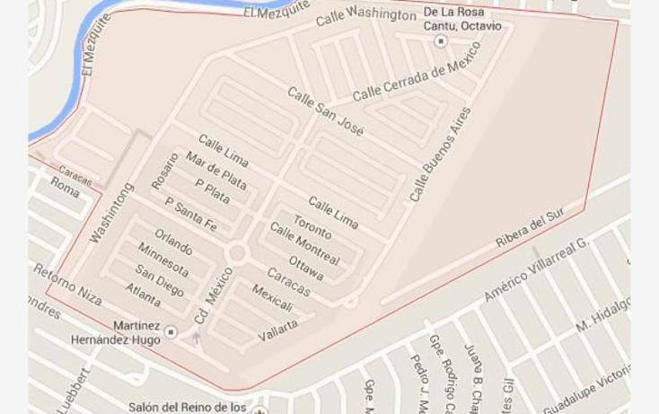 Foto de casa en venta en  501, hacienda las fuentes, reynosa, tamaulipas, 754949 No. 10