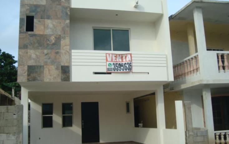 Foto de casa en venta en  503, jardines de champayan 1, tampico, tamaulipas, 1358409 No. 01