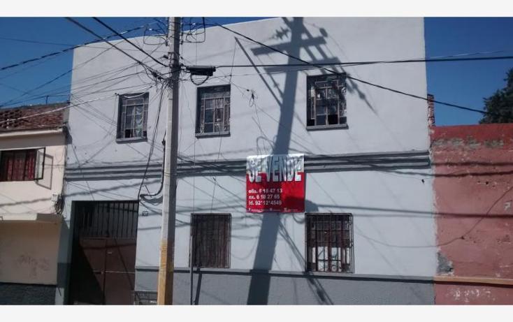 Foto de casa en venta en  503, santa maría, puebla, puebla, 543144 No. 01