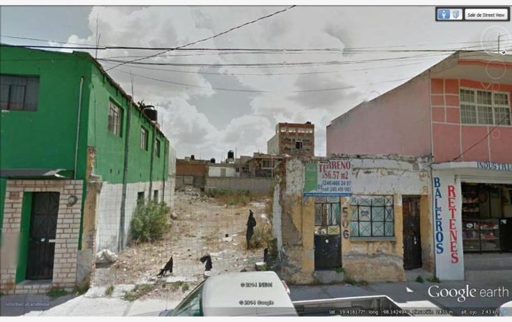 Foto de terreno habitacional en venta en  504, centro, apizaco, tlaxcala, 617213 No. 01