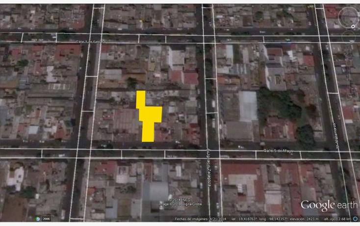 Foto de terreno habitacional en venta en  504, centro, apizaco, tlaxcala, 617213 No. 04