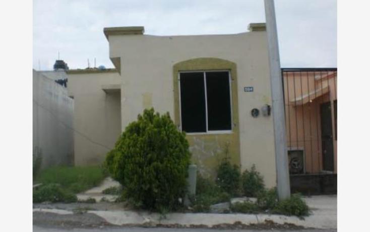Foto de casa en venta en  504, las margaritas, juárez, nuevo león, 1978660 No. 02