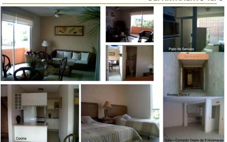 Foto de departamento en venta en  504, las playas, acapulco de juárez, guerrero, 1606098 No. 02