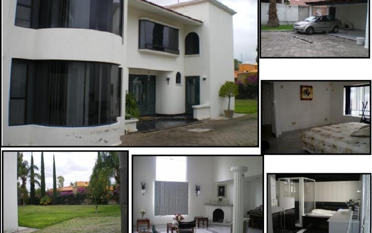Foto de casa en venta en  507, juriquilla, querétaro, querétaro, 882509 No. 01