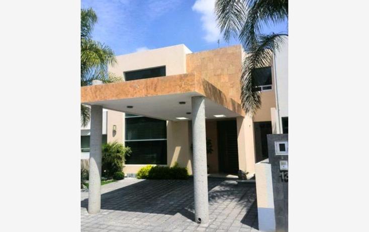 Foto de casa en venta en  507, la carcaña, san pedro cholula, puebla, 1473193 No. 01