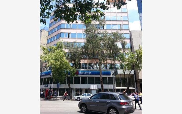 Foto de oficina en renta en insurgentes 508, juárez, cuauhtémoc, distrito federal, 2850777 No. 01