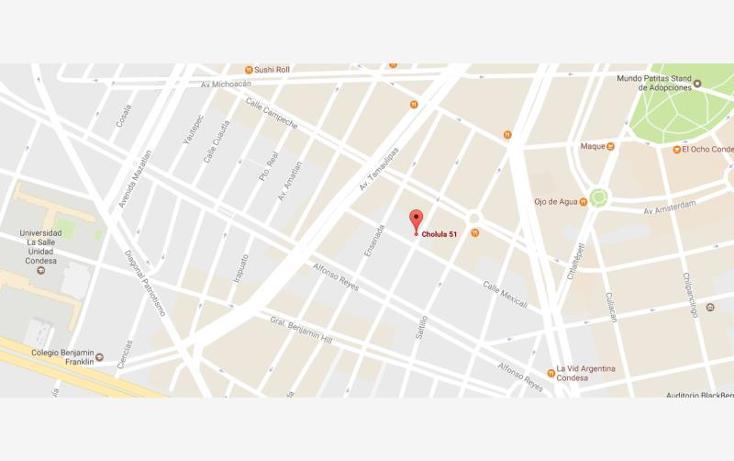 Foto de departamento en venta en  51, condesa, cuauhtémoc, distrito federal, 2825737 No. 04
