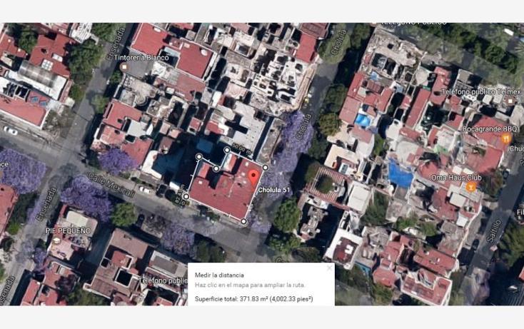 Foto de departamento en venta en  51, condesa, cuauhtémoc, distrito federal, 2825737 No. 06