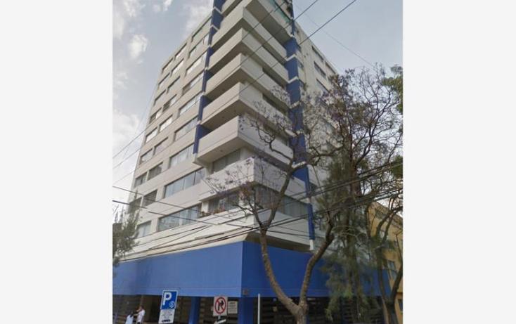 Foto de departamento en venta en  51, hipódromo, cuauhtémoc, distrito federal, 2038256 No. 02