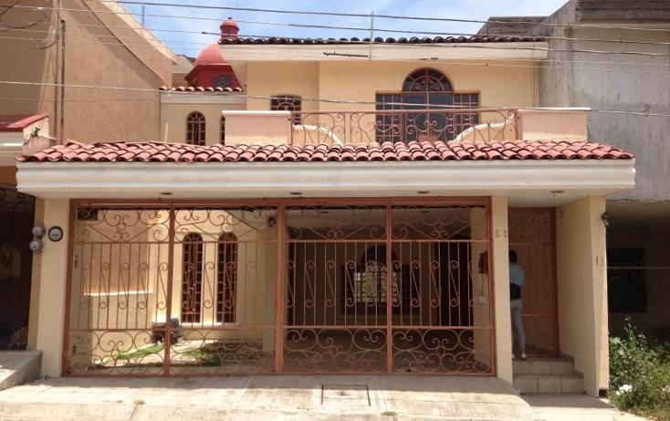 Foto de casa en venta en  51, las brisas, tepic, nayarit, 1837288 No. 01