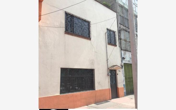 Foto de casa en venta en  51, morelos, venustiano carranza, distrito federal, 1540448 No. 01