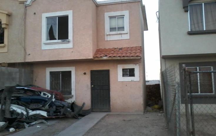 Foto de casa en venta en  511, villa las lomas, mexicali, baja california, 1530320 No. 01