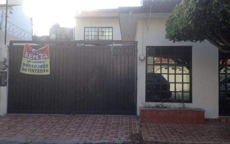 Foto de casa en renta en  512, la gloria, tuxtla guti?rrez, chiapas, 586314 No. 05