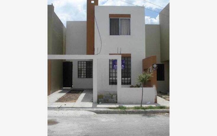Foto de casa en venta en  513, villa florida, reynosa, tamaulipas, 1528142 No. 01
