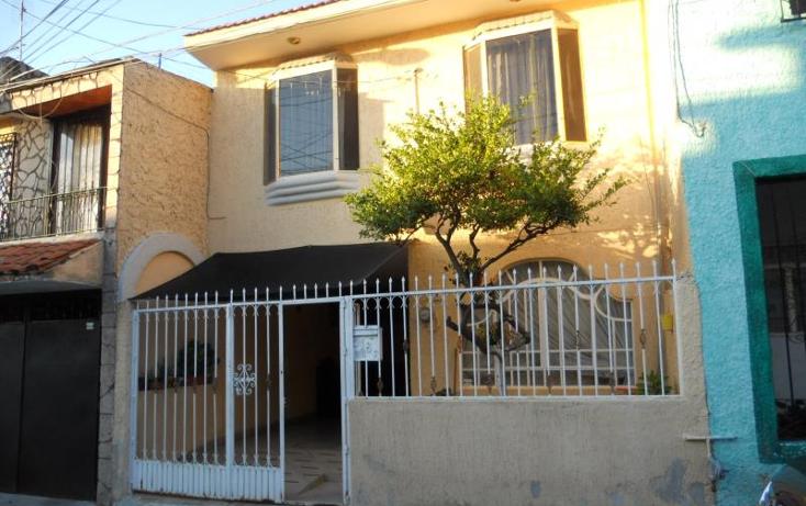 Foto de casa en venta en  518, la capacha, san pedro tlaquepaque, jalisco, 1606592 No. 01