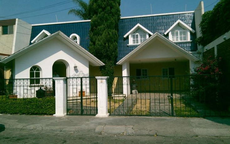 Foto de casa en venta en  52, nueva chapultepec, morelia, michoac?n de ocampo, 1839024 No. 01