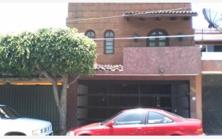 Foto de casa en venta en  52, pascual ortiz de ayala, morelia, michoac?n de ocampo, 1159683 No. 01