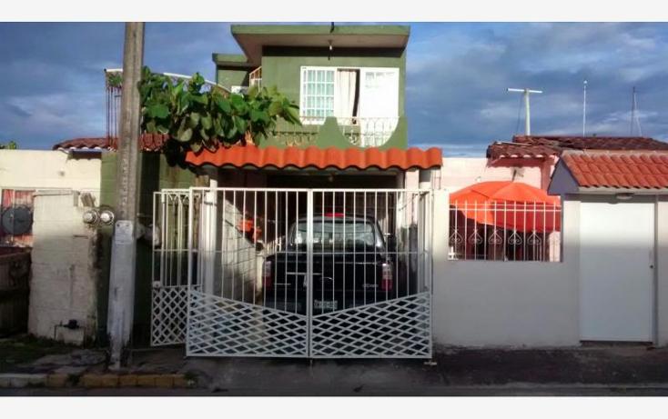 Foto de casa en venta en  520, geovillas los pinos ii, veracruz, veracruz de ignacio de la llave, 1355785 No. 01