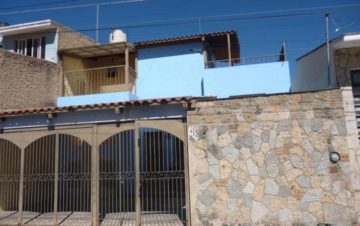 Foto de casa en venta en  520, loma bonita ejidal, san pedro tlaquepaque, jalisco, 1585924 No. 01