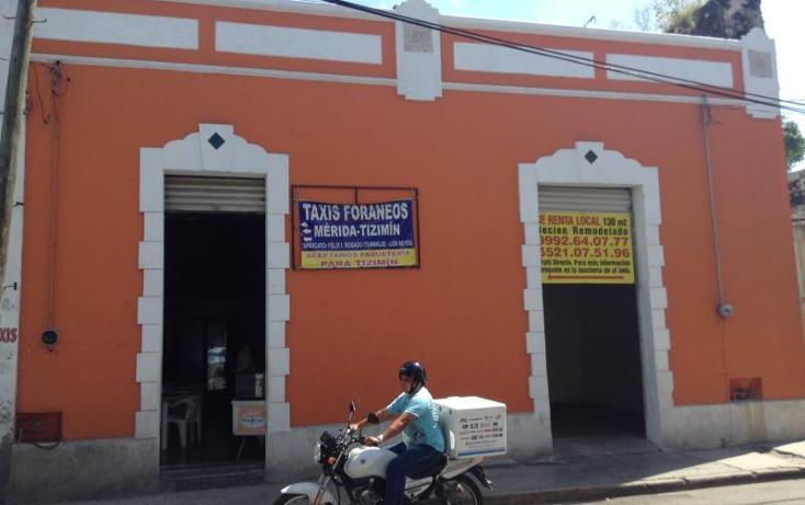 Foto de edificio en venta en calle 52 520, merida centro, mérida, yucatán, 1423405 No. 01