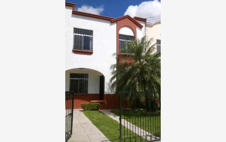 Foto de casa en renta en  520, quinta villas, irapuato, guanajuato, 2032954 No. 01