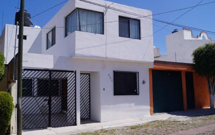 Foto de casa en venta en  521, los candiles, corregidora, quer?taro, 381692 No. 01