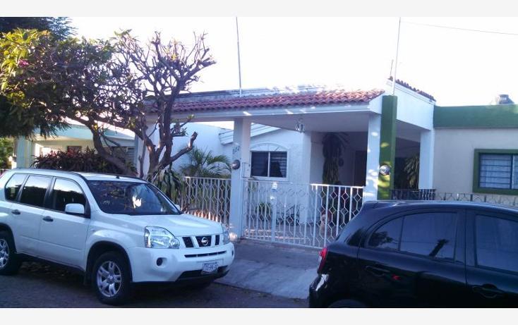 Foto de casa en venta en  522, placetas estadio, colima, colima, 1590528 No. 01