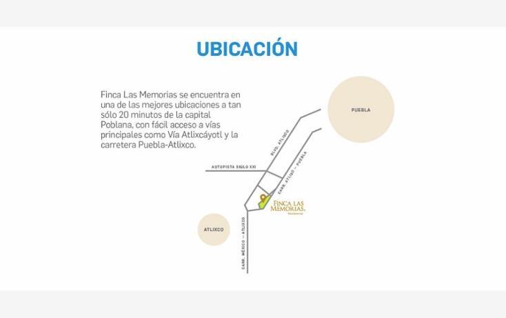 Foto de terreno habitacional en venta en  523, san agustín ixtahuixtla, atlixco, puebla, 1805678 No. 07