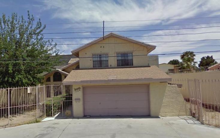 Foto de casa en venta en  524, campestre arbolada, ju?rez, chihuahua, 1978454 No. 02