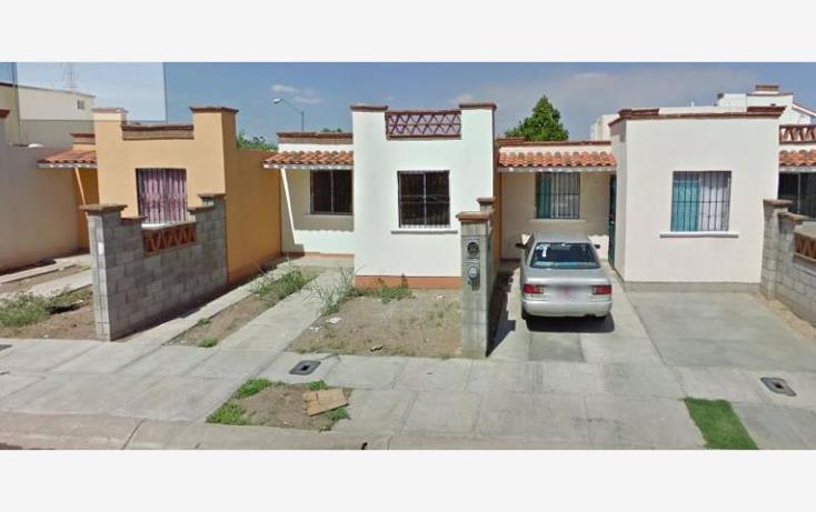 Foto de casa en venta en  5242, del camino, culiacán, sinaloa, 1978700 No. 01