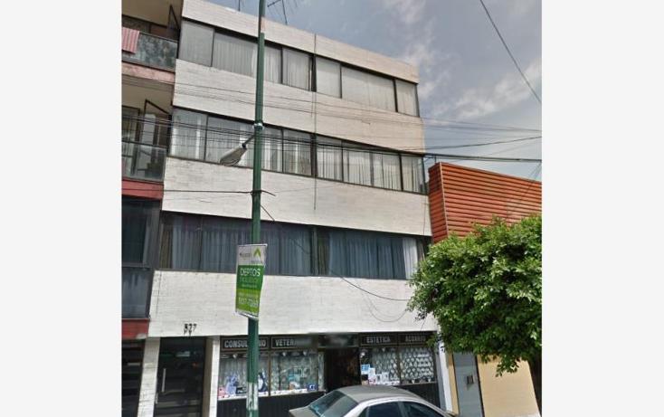 Foto de departamento en venta en  527, narvarte oriente, benito juárez, distrito federal, 2000170 No. 02