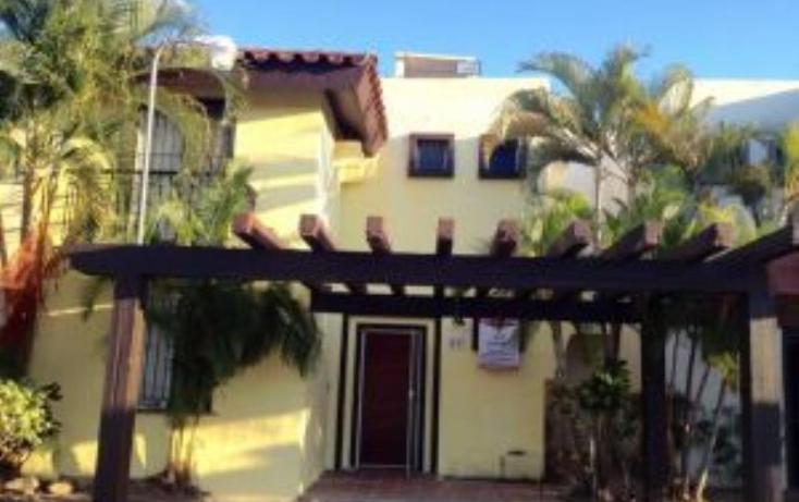 Foto de casa en venta en  53, royal country, mazatl?n, sinaloa, 1025053 No. 01