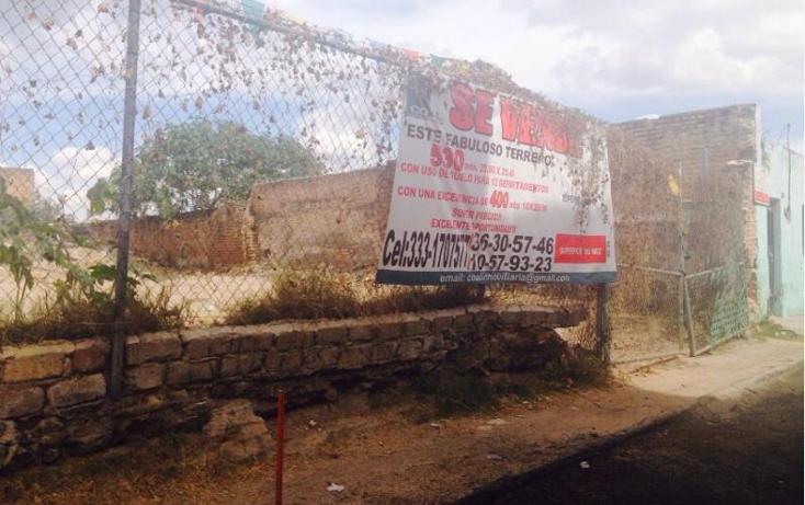 Foto de terreno habitacional en venta en  530, san andr?s, guadalajara, jalisco, 838983 No. 09