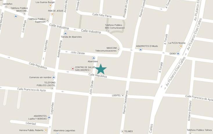 Foto de terreno habitacional en venta en  530, san andr?s, guadalajara, jalisco, 838983 No. 12