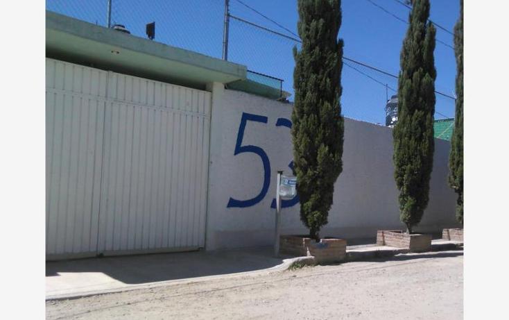 Foto de terreno habitacional en venta en  537, guadalupe hidalgo, puebla, puebla, 1700382 No. 01