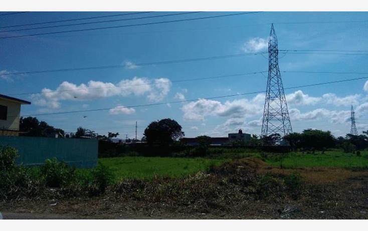 Foto de terreno industrial en venta en  54, la majahua, centro, tabasco, 1341195 No. 01
