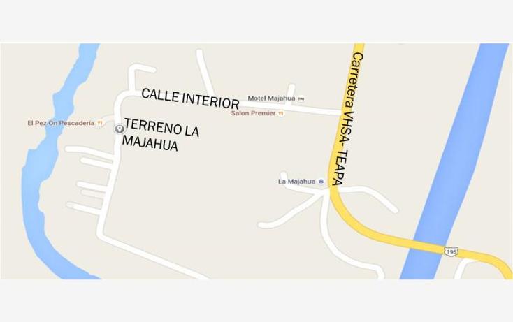 Foto de terreno industrial en venta en  54, la majahua, centro, tabasco, 1341195 No. 04
