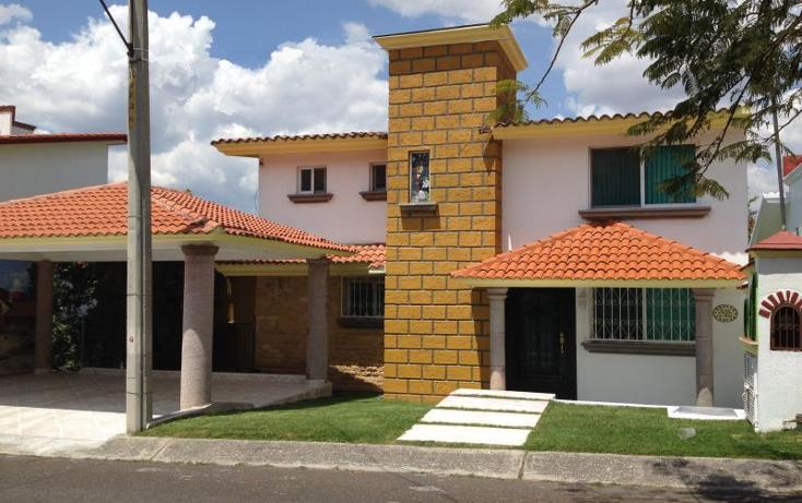 Foto de casa en venta en  54, lomas de cocoyoc, atlatlahucan, morelos, 839159 No. 01