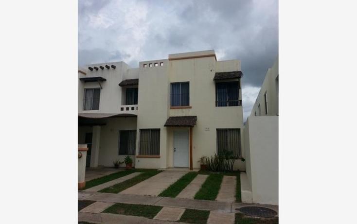 Foto de casa en renta en  54, villa mar, manzanillo, colima, 965121 No. 01